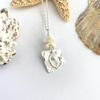 Sterling silver and Mother of Pearl Pendant