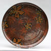 "Large platter, featured in Lark Books ""500 Plates & Chargers"", p.236"