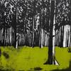 Pine Forest Lithograph Beverley Matchette-Downes