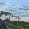 """""""The Road Home""""    oil"""