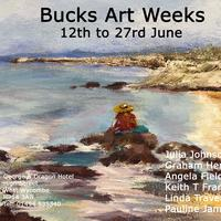 Exhibition in George & Dragon Hotel, West Wycombe, HP14 3AB
