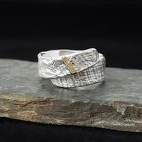 Wrap Ring by Nat McIntosh Jewellery