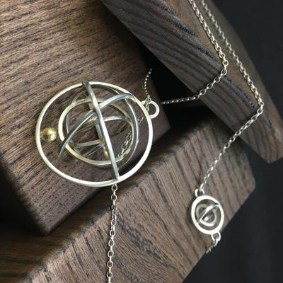 Orrery Necklace
