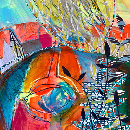 Ali MACKIE Art - Fellowship/detail