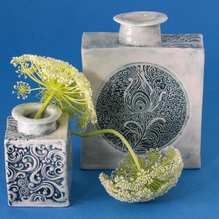 Vases, by Chris Inder