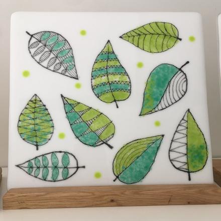 Scandi platters, glass designs, Simple shapes