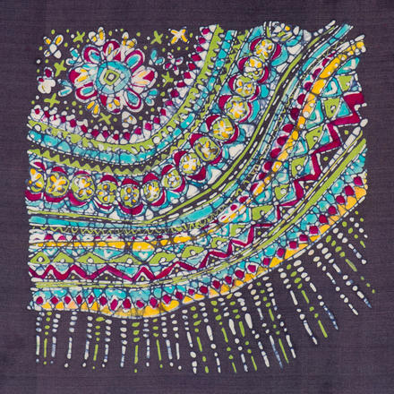 Vietnamese shawl