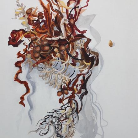 Cogden - Acrylic on canvas