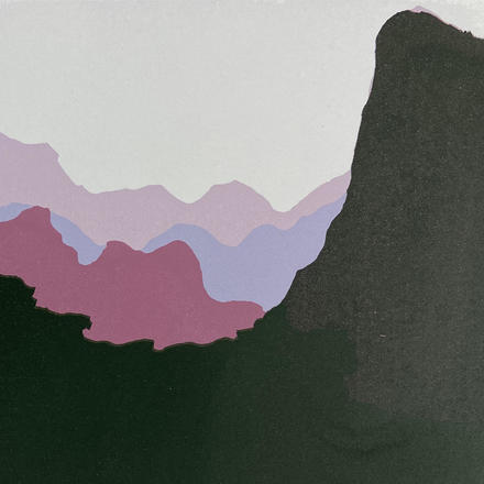 Li River Valley - Screenprint