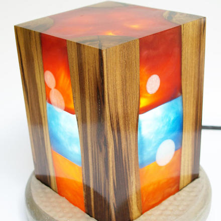 Fire & Ice Mood Light