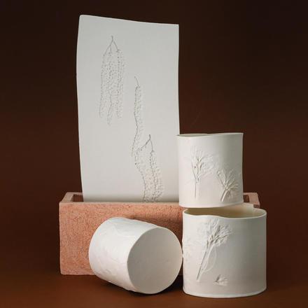 Porcelain Ceramics by Susan Day