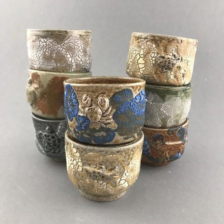 'Yunomi' Teabowls
